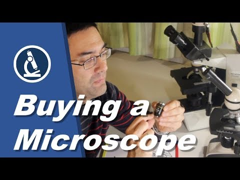 🔬 019 – Buying ADVICE for microscopes – important features | Amateur science